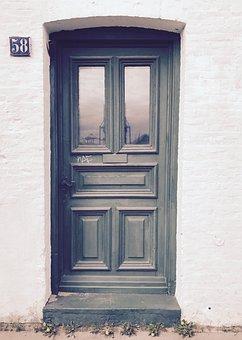 Door, Input, Welcome, Old