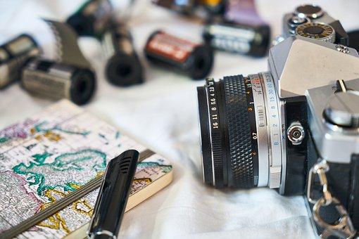 Old, Photo, Machine, Toys Hobbies, Movies, Movie