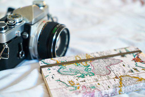 Old, Notebook, Map, Book, Holiday, Toys Hobbies, Photo