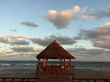 Beach, Vacation, Ocean, Mexico, Travel, Tropical, Water