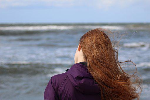 Sea, Wind, The Waves, The Coast, Water, View