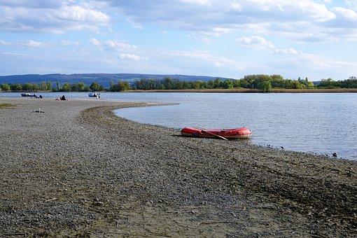 Boot, Lake Constance, Bank, Water, Lake