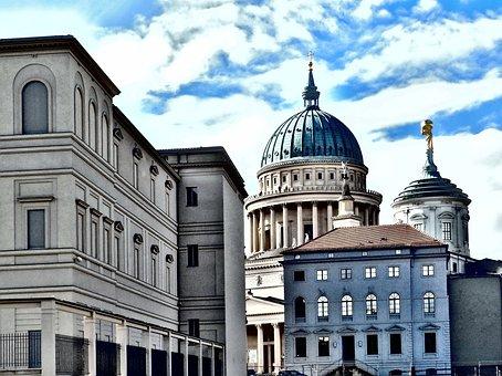 Potsdam, Church, Barberini Palace