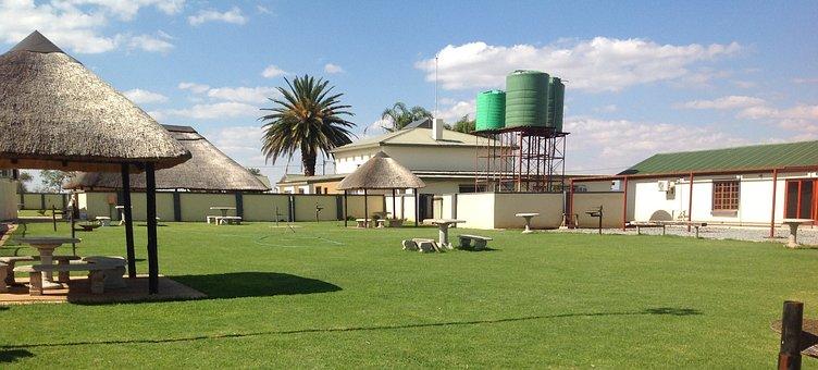 House, Holiday, Garden, Lapa, Water Storage