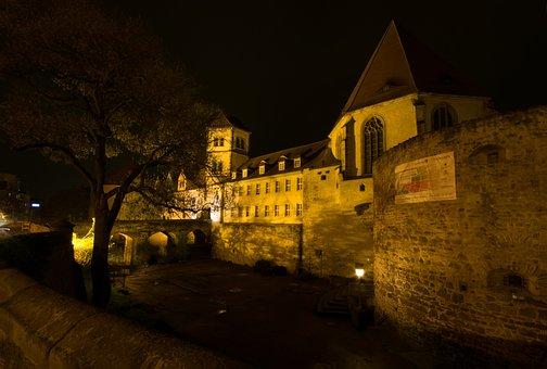 Hall, Saale, Saxony-anhalt, Germany, Moritz Castle