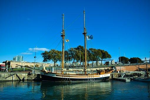 Boat, Wooden Boat, Water, Wooden, Travel, Sea, Ocean