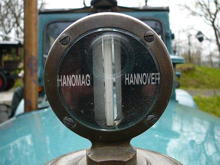 Hanomag, Hanover, Oldtimer, Old, Tractors, Cooler