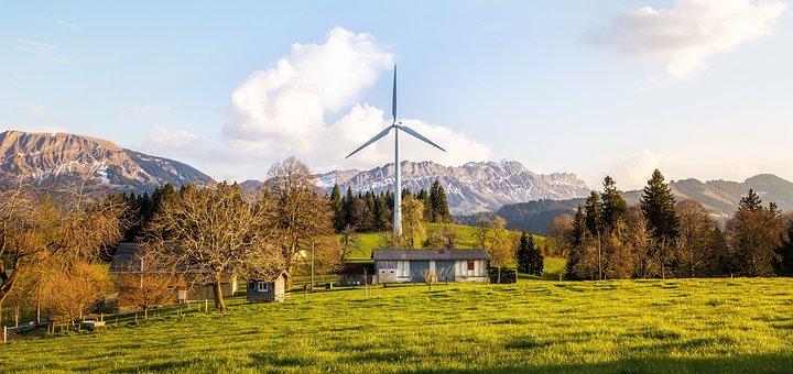 Wind Energy, Pinwheel, Wind Power, Windräder, Energy