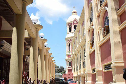 Holy Week, Batangas, Nasugbu, St Francis Xavier