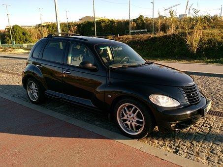 Chrysler Pt Cruiser, Retro, Car