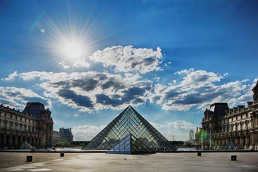 Louvre, Paris, France, Museum
