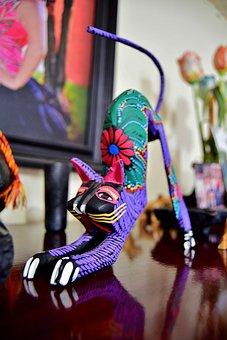 Crafts, Mexico, Figurine, Oaxaca, Mexican Handicrafts