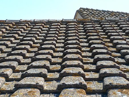 Roof, Old, Original