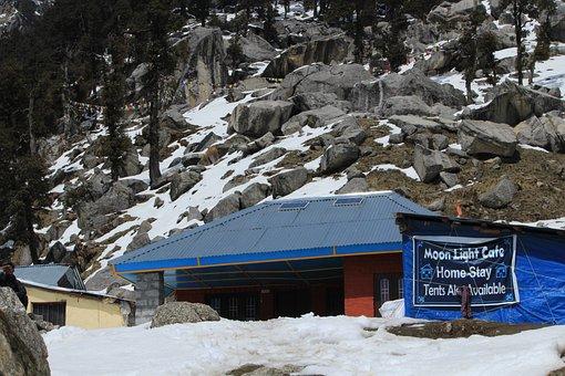 Camping, Himalayan Camp, Peak, Landscape, Trekking