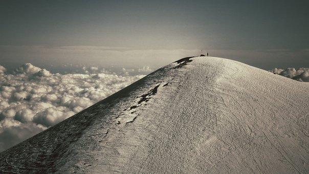 Mountain, Snow, Peak, Summit, Sacred, Mauna Kea, Hawaii
