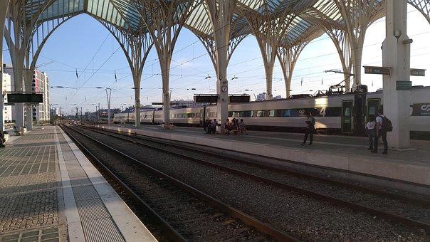 Train, Alfa Pendular, Portugal