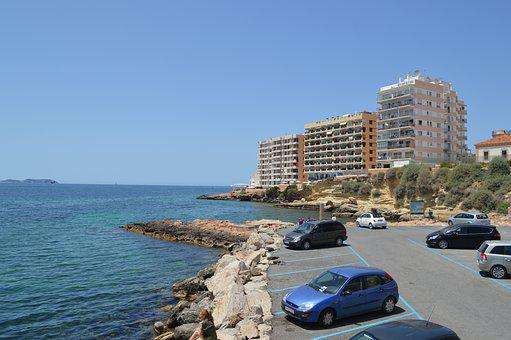 San Antonio, Ibiza, Bay, Balearic, Spain, Sea, Summer