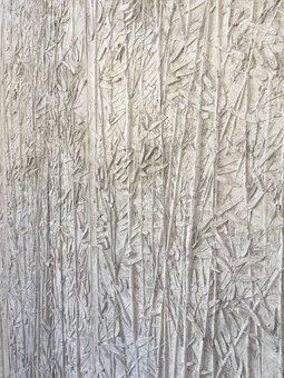 Frame, Texture, Pattern, Decoration, Floral, Concrete