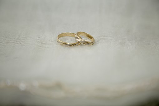 Wedding, Ring, Wedding Rings, Love, Wedding Ring, Gold
