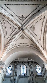 Church, Blanket, Roof, Vault, Building, Architecture