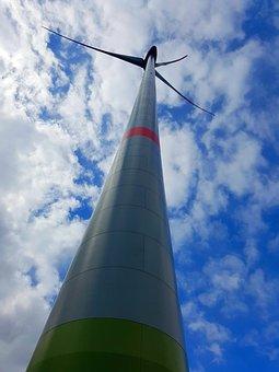 Wind Power, Energy, Electricity Supplier, Pinwheel