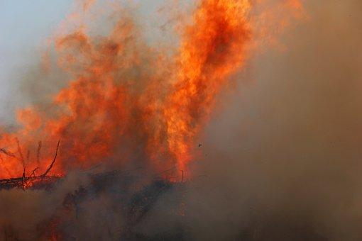 Easter Fire, Fire, Flame, Burn, Customs, Hot, Blaze