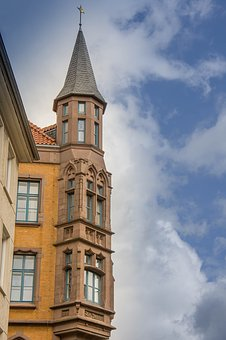 Hannover, Germany, Architecture, Landmark, Old