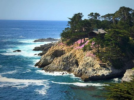 Ocean, Rocks, Sea, Nature, Water, Landscape, Travel