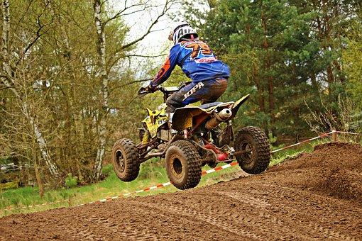 Motocross, Quad, Race, Motocross Ride, Motorcycle, Atv