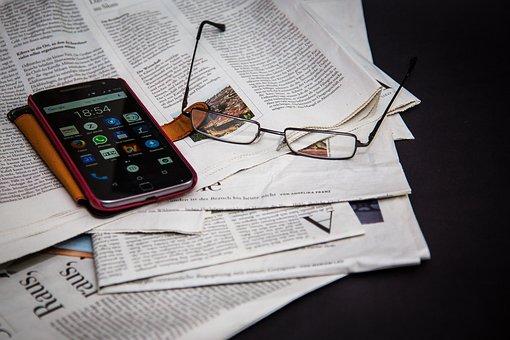 Newspaper, Read, Information, News, Inform, Reports