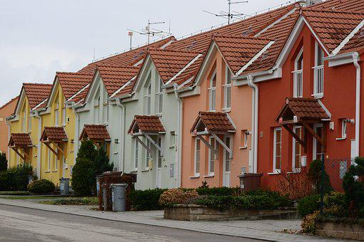 Street Cottages, Villadom, Family Homes