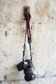 Photo Camera, Canon, Team, Reflex, Digital Camera