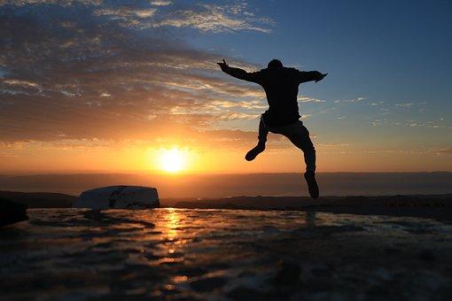 Morning, Sunrise, Happy, Positive, Sun, Lifestyle