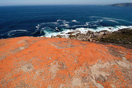 Remarkable, Rocks In, Kangaroo, Island, Landscape