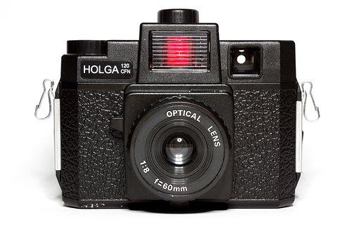 Camera, Lomo, Lomography, Lens, Photograph, Old
