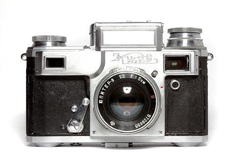 Camera, Old, Analog, Photo Camera, Nostalgia