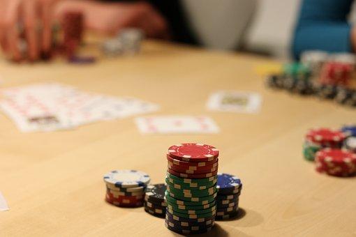 Poker, Chips, Gambling, Profit, Poker Game, Play, Win