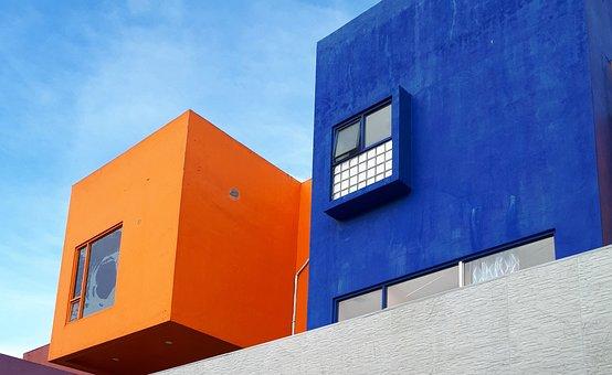 Architecture, Art District, Exterior, Design