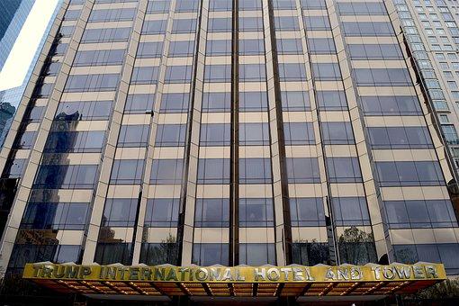 Trump International Hotel, Nyc, Manhattan, City, Urban
