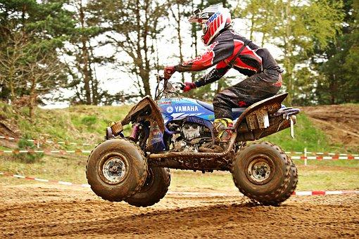 Enduro, Quad, Motocross, Cross, Motocross Ride