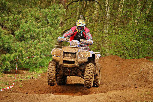 Motocross, Cross, Quad, Atv, Enduro, Racing