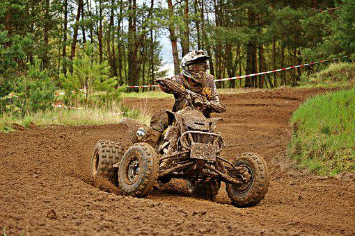 Enduro, Atv, Quad, Cross, Sport, Racing, Motorcycle