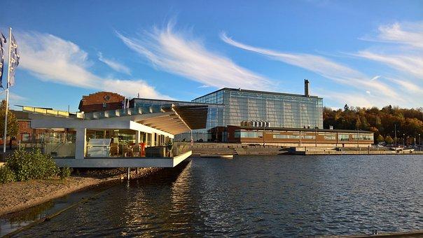 Sibelius House, The Piano Pavilion, Bay