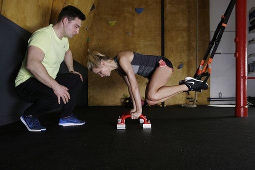Sport, Fitness, Woman, Training, Sporty, Female, Train
