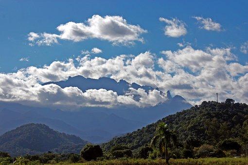 Landscape, Mountain, Nature, Forest, Vista, Serra