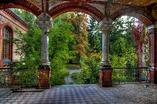 Beelitz, Lost Places, Urban Ex, Hospital, Wild, Myth