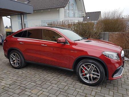Mercedes, Amg, Auto