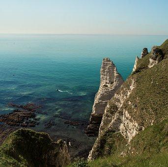 Coast, Sea, By The Sea, Rock, Holiday, Rocky Coast