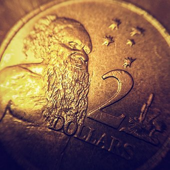 Dollar, Australian, Currency, Finance, Business