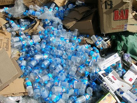 Garbage, Plastic Waste, Pollution, Plastic, Waste